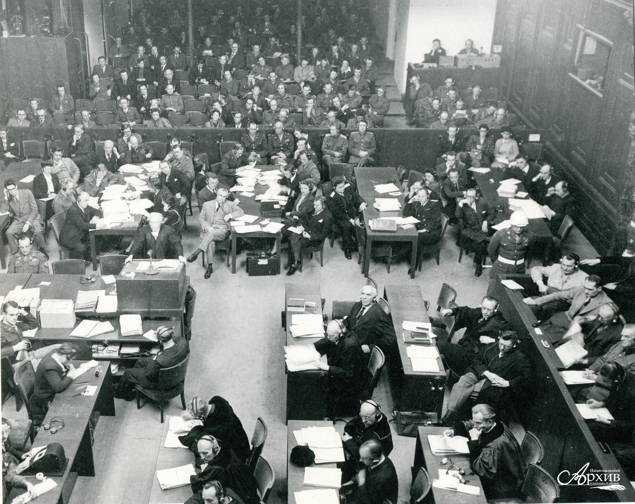 an overview of the nuremberg charter